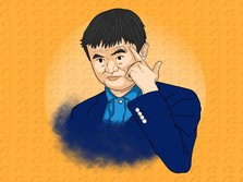 Nasihat Jack Ma untuk Pebisnis Pemula