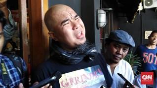 Ahmad Dhani Soal Tersangka: Kok Dilarang Benci Hal Buruk?