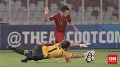 Fan Timnas Indonesia U-19 Tak Hanya Melihat Egy Maulana