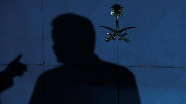 Saudi sendiri terus membantah segala tudingan yang diarahkan kepada mereka. (Reuters/Huseyin Aldemir)