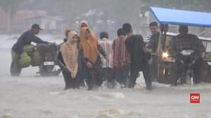 VIDEO: Banjir Terjang Tiga Kecamatan di Kabupaten Aceh Utara