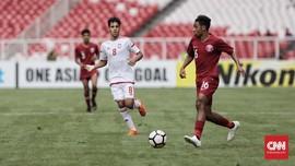 Berada di Atas Angin, UEA Tak Remehkan Timnas Indonesia U-19