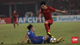 Timnas Indonesia U-19 Menang, Witan Dianggap Indra Tanpa Cela