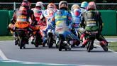 Sirkuit Mini yang menjadi tempat balapan motor mini tepat berada di kawasan Sirkuit Motegi yang dimiliki Honda. (REUTERS/Toru Hanai)