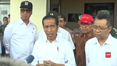 VIDEO: Jokowi Kunjungi Lombok, Permudah Pencairan Bantuan