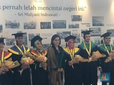 Di Depan Ribuan Alumni STAN, Sri Mulyani: Jangan Khianati RI!