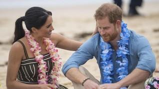 Demi Anak, Pangeran Harry-Meghan Markle Pindah Rumah