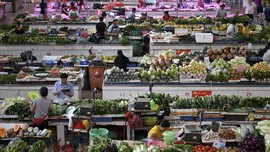 Pertumbuhan Penjualan Ritel China di Bawah Ekspektasi