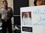Sah! Pengadilan Saudi Vonis Mati 5 Pembunuh Jamal Khashoggi
