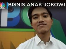 Sang Pisang, Bisnis Legit Putra Presiden Jokowi