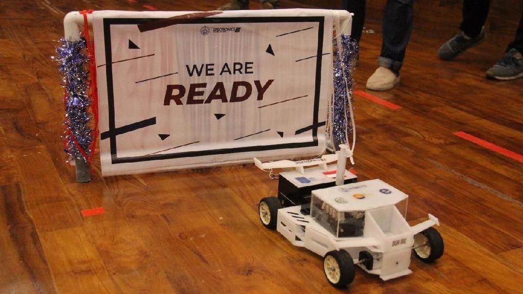 Mobil Berbahan Bakar Reaksi Kimia ITS Siap Berlaga di Amerika