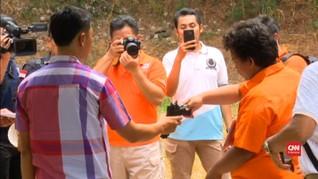 VIDEO: Reka Adegan Peluru Nyasar DPR