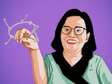 Sri Mulyani: Perempuan Jadi Menteri, Hasilnya Lebih Baik