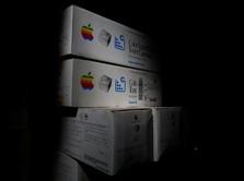 Jadi Perakit Apple, Harga Saham Sat Nusa Melesat 7,83%