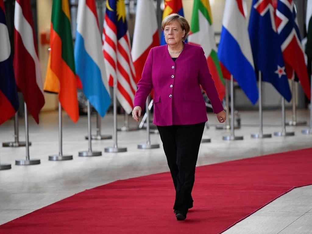 Konselor Jerman Angela Merkel (Foto: Dok. REUTERS/Piroschka)