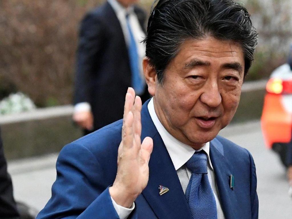 Perdana Menteri Jepang Shinzo Abe (Foto: Dok. REUTERS/Piroschka)