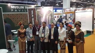 Indonesia Gencar Tawarkan Wisata Halal ke Warga Singapura