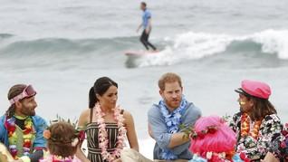 Pangeran Harry Hidup Sehat karena Sederet Larangan Meghan