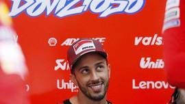 Dovizioso Tercepat, Marquez Keempat di FP3 MotoGP Jepang