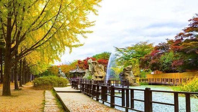 5 Tempat yang Wajib Dikunjungi Jika Liburan ke Korea Selatan