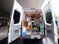 Netizen Pertanyakan Polisi Sebut Ambulans Suplai Batu-Bensin