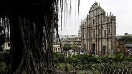 FOTO: Sepotong Sudut Portugis di Makau