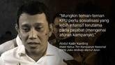 Wakil Ketua Tim Kampanye Nasional (TKN) Joko Widodo-Ma'ruf Amin.