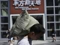 Indeks Manufaktur China 'Tiarap' Hingga di Bawah 50