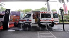 Mercedes-Benz Indonesia Rancang Ambulans Versi Mewah