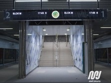 MRT Jakarta Lalui 13 Stasiun, Mana Saja?