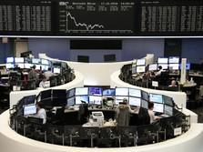 Investor Tunggu Kejelasan Perang Dagang, Bursa Eropa Variatif