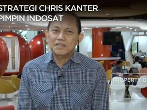 Strategi Chris Kanter Pimpin Indosat