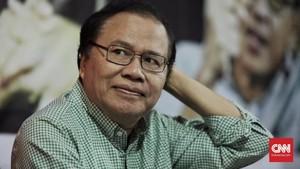 Minta Tunda Pemeriksaan, Rizal Ramli Bakal Bawa Data Impor