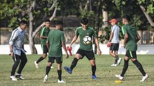 Timnas Indonesia U-19 Siap Habis-habisan Lawan Qatar