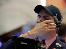 Ada Sinyal Perlambatan Ekonomi, Wall Street Babak Belur