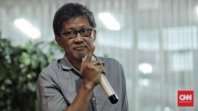 Bayi Stunting, Rocky Gerung Kritik Revolusi Industri Jokowi