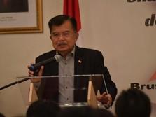 Hadapi Perdagangan Dunia, JK Serukan Solidaritas Negara Islam