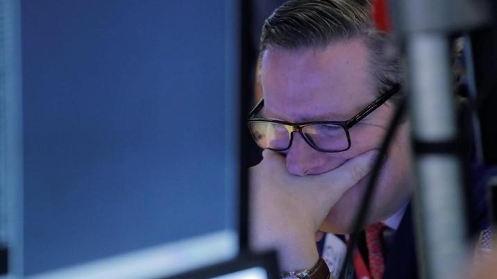 Sekitar 48,6% chief financial officer (CFO) yakin AS akan mengalami resesi di akhir tahun depan, menurut survei Duke University/CFO Global Business Outlook