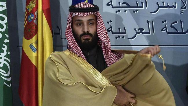 Putra Mahkota Disebut Sempat Nyatakan Ingin Tembak Khashoggi