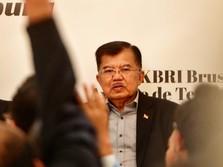 JK Sebut di Indonesia Sudah 10 Menteri Dipenjara