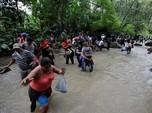 Dibelit Kemiskinan, Warga Honduras Kabur dari Negaranya