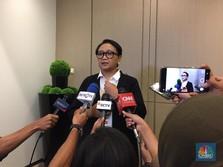 Curhatan Menlu Retno 4 Tahun Tangani Urusan Luar Negeri RI
