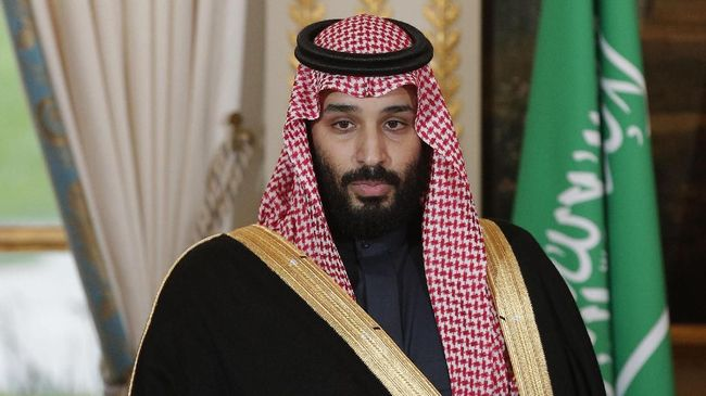 Cengkeraman Bisnis Saudi di Jagat Teknologi