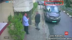 VIDEO: Arab Saudi Akui Khashoggi Tewas di Konsulat di Turki