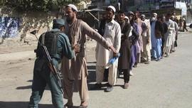 Puluhan Luka Akibat Ledakan dalam Pemilu Afghanistan