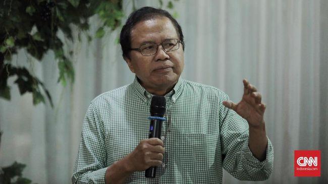 Rizal Ramli Ingatkan Kecurangan Pilpres Picu 'People Power