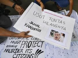 Aliansi Pers Dunia Tuntut Jawab Saudi atas Kematian Khashoggi