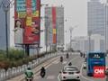 Pemprov DKI Sebut 295 Titik Reklame Berpotensi Melanggar