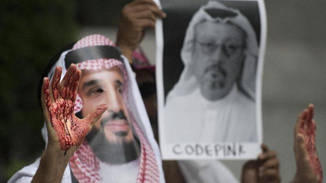 Kasus Khashoggi, Raja Salman Minta Intelijen Saudi Dirombak