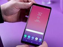7 Keunggulan Samsung Galaxy Note 9 yang Tidak Ada di iPhone